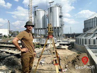 Сопровождение строительства зернохранилища